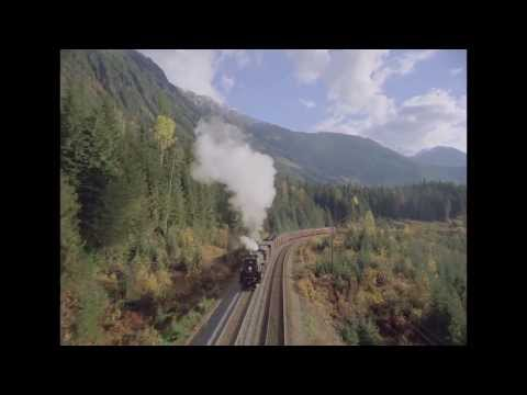 IMAX:  Rocky Mountain Express - Stephen Low Interview