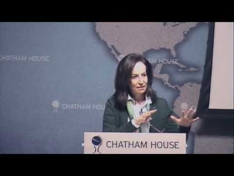 Anna Diamantopoulou on European Democracy, at Chatham House Members Conference 2013 on YouTube