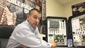 Trane Reliatel Economizer - YouTube