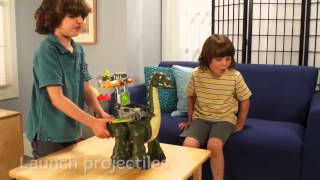 Gambar cover Fisher Price - Imaginext - Mega Apatosaurus