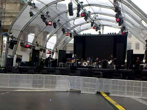 Coka Cola soundwave finale, Soundcheck