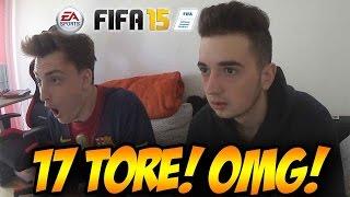 17 TORE!!!   Das KRASSESTE Match gegen BARCA!
