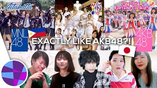 Download lagu Japanese React to MNL48 FOR THE FIRST TIME EVER! | EL's Planet