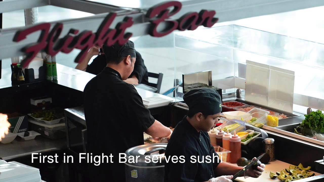 A Taste Of Charlotte Airport Food