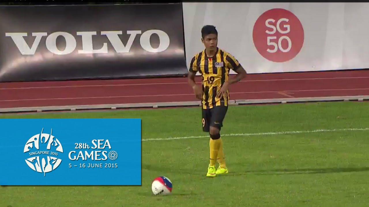 Video: U23 Lào vs U23 Malaysia