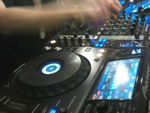 DJ Hyde Jump up DNB mix XDJ 1000 DJM 750