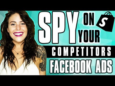 3 Simple FREE Ways To Spy On Competitors Ads (Shopify/Dropshipping) thumbnail