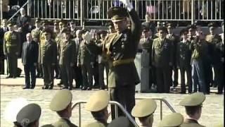 armée russe place rouge moscou- poutine