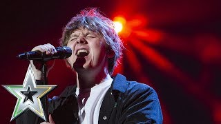 Gambar cover Lewis Capaldi performs hit single 'Someone you loved' | Ireland's Got Talent 2019