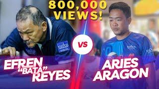 Efren Bata Reyes Vs Aries Aragon - Puerto Princesa City, Palawan / Full Video