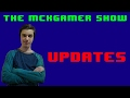 McKGamer Show Updates #1 : How You Can Help Support!