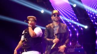 Moviendo Caderas (En Vivo) - Daddy Yankee Ft Yandel - URBAN KINGS Chile 2014, Movistar Arena