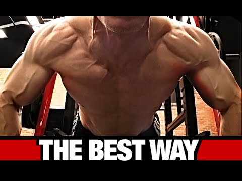 Best Way To Do Pushups For Bigger Chest