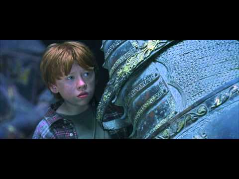 Harry Potter 1 - Partie D'Echecs (Scène Culte)