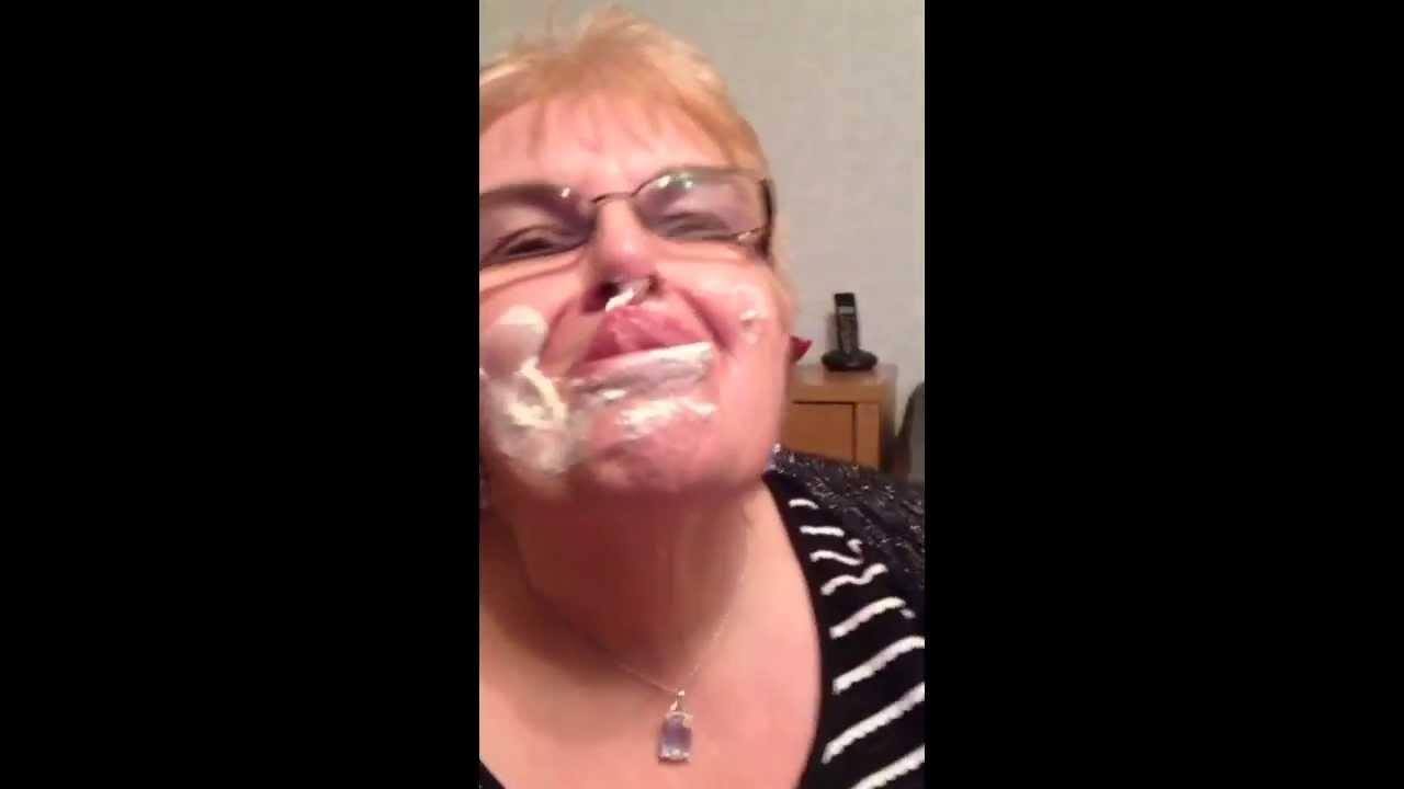 young pics lick Granny girl