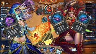 PRE-Rastakhan's Rumble | How to beat Kingsbane Rogue | Secret Tempo Mage 100% Win rate