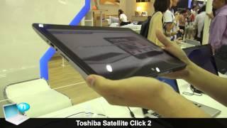 Toshiba Satellite Click 2