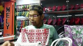 Download Video Tas Manik Manik Motif Dayak MP3 3GP MP4