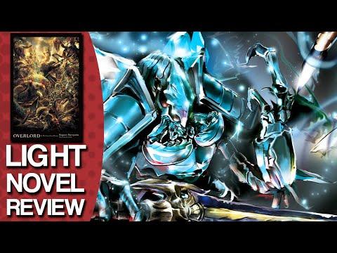 Overlord Volume 4 Light Novel Review