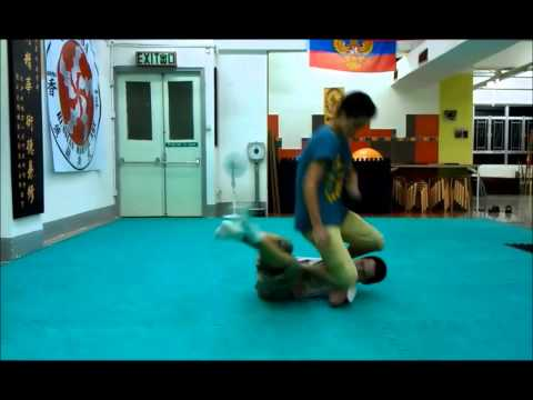 Systema Hong Kong - Young Adult Class - Tension and ground work