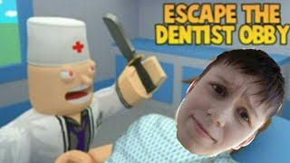 MY VISIT TO THE DENTIST||| Roblox