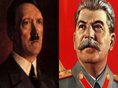Adolf Hitler & Josef Stalin - Ruthless Dictators of the 20th Century (History Documentary)