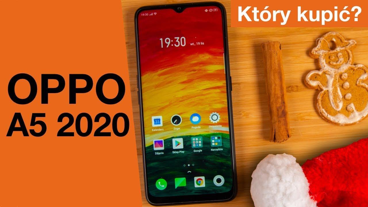 OPPO A5 2020 | SZYBKI TEST #OPPOA52020 #ktorykupic #razemwsieci