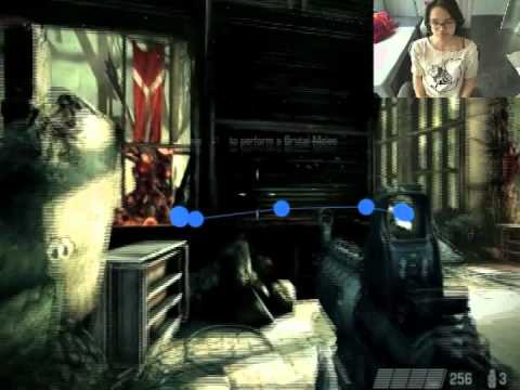 Eye tracking games - Killzone 3 m4v