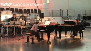 G. Crumb: Music for Summer Evening (Makrokosmos III) for Two Amplified Pianos and Perussion