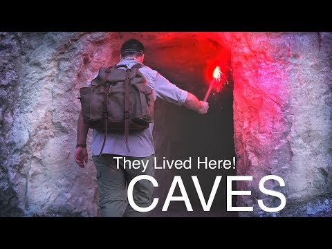 Exploring Caves with Drones Finds Ancient Artifacts. They were here.