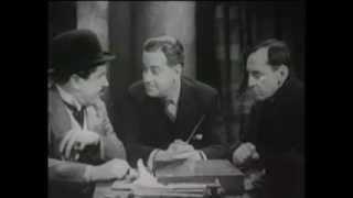 """""""A Study In Scarlet"""" 1930's Sherlock Holmes film"""