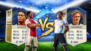 KLUIVERT PRIME VS HERNANDEZ PRIME! BITWA IKON VS DAVCZO! | FIFA 18