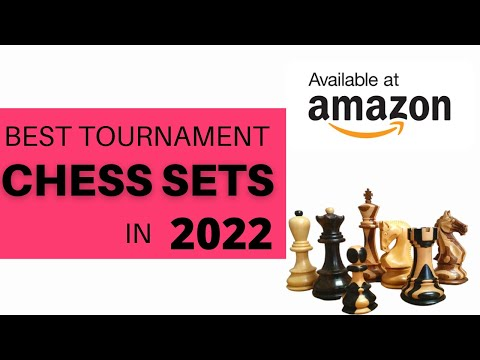 Best Chess Board For Tournaments | Best Chess Set in 2021 to