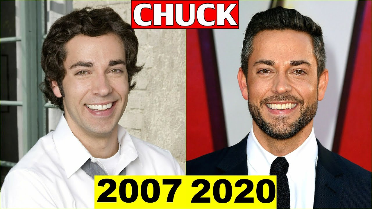 Download Chuck Cast Then and Now 2020