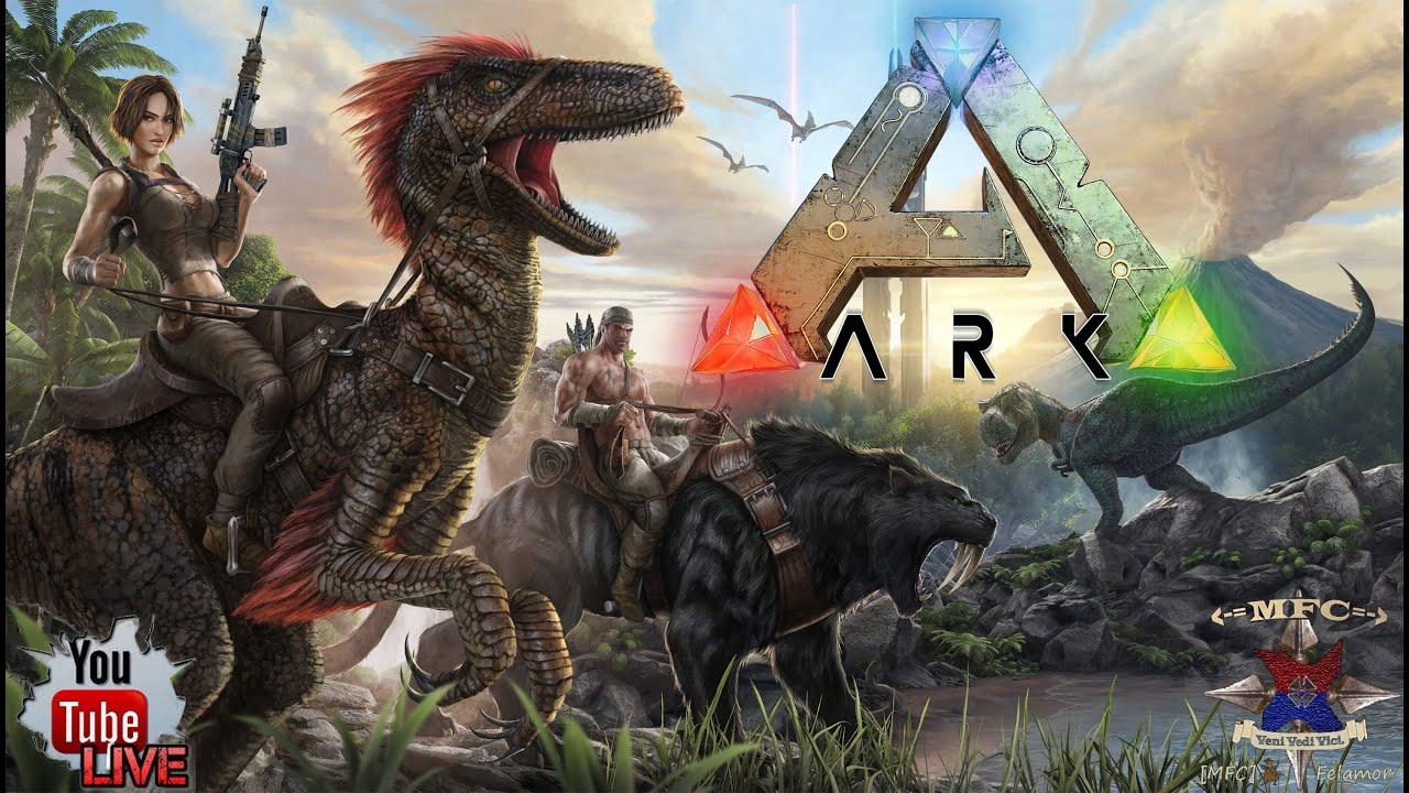 Ark Survival Evolved Baumhaus Bauen 0909 2016 Youtube
