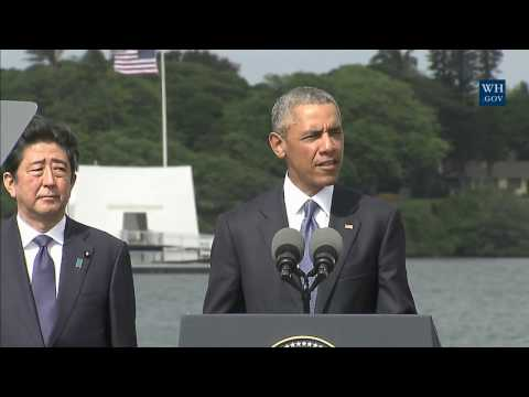 President Obama Delivers Remarks With Prime Minister Abe