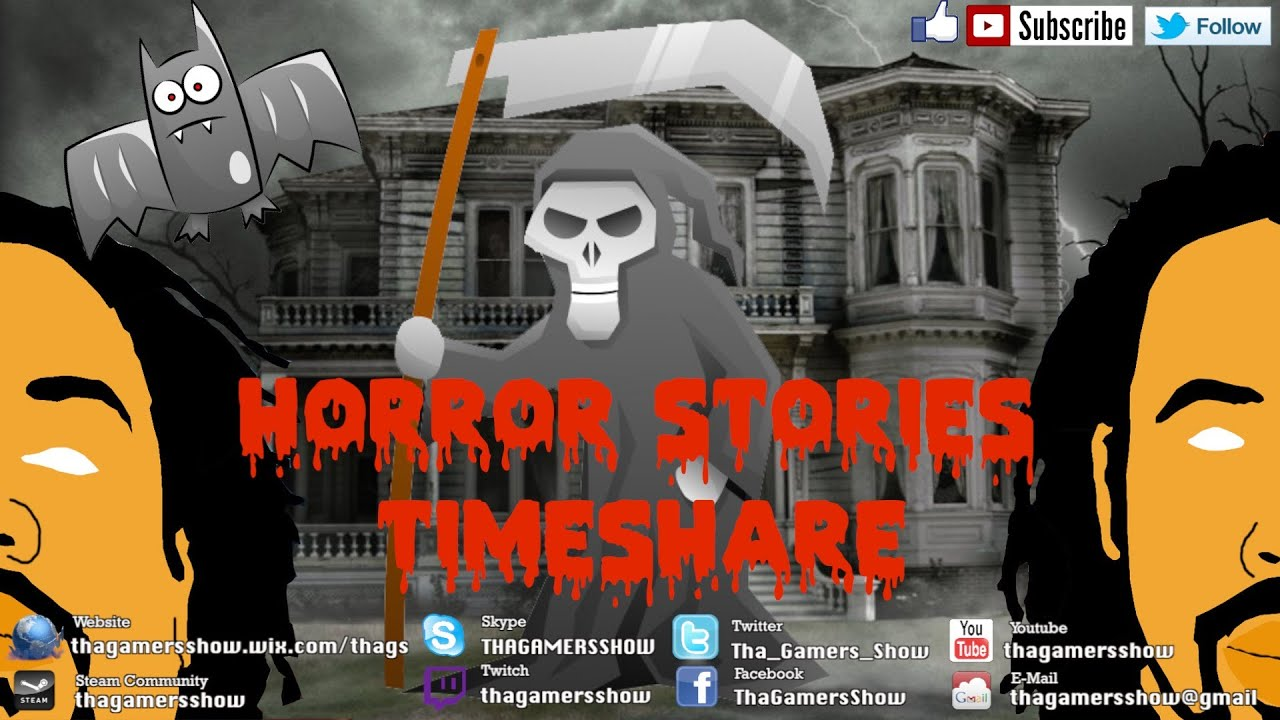 SE3EP150: Horror Stories. Timeshare Presentation
