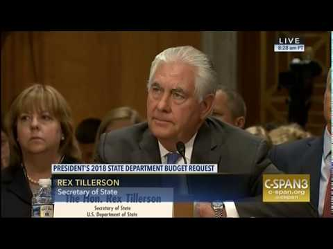 Tillerson Slams Biden Comment: 'Show Me Your Results and I'll Tell You Your Commitment'