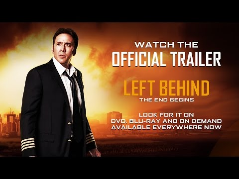 LEFT BEHIND - OFFICIAL TRAILER