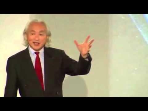 Michio Kaku - We can Stop Aging