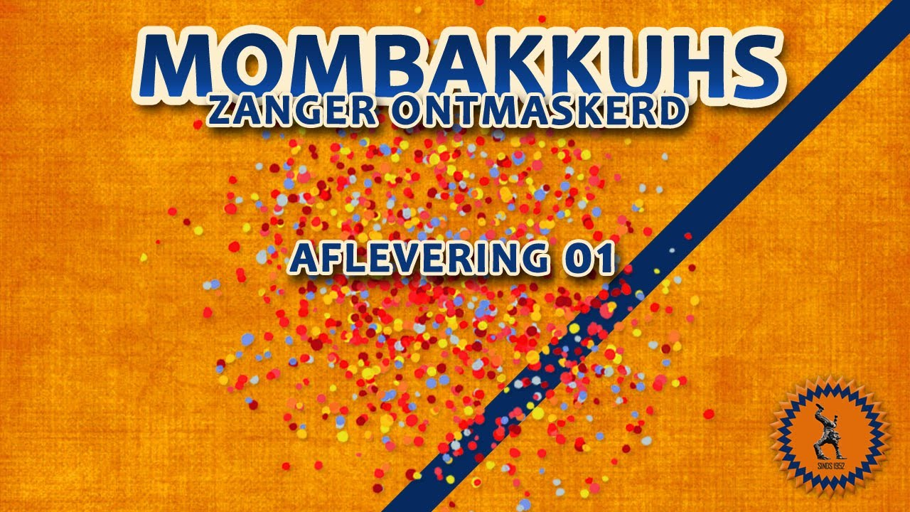 MOMBAKKUHS | Zanger Ontmaskerd | Aflevering 1