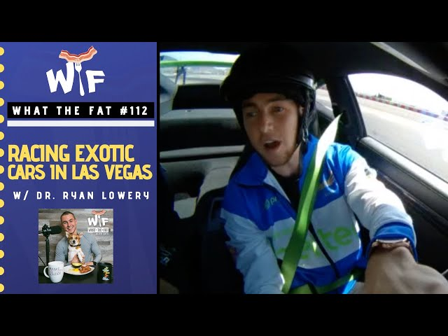 WTF #112 | What I Learned Racing Exotic Supercars