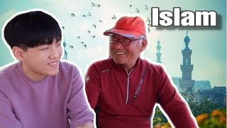 How my Grandpa think about Islam?