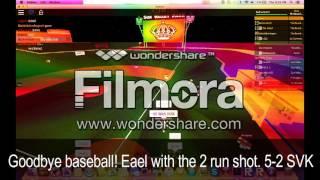 ROBLOX Union Baseball League Season 6 Round 7 OMH@SVK Highlights