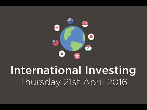 International Investing Toolbox