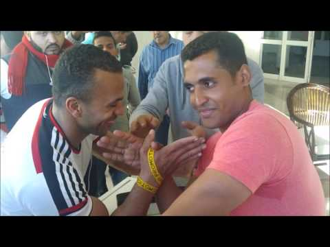 Hassan El Tarif Luxor armwrestling 2017