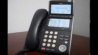 How to Change the Name on phones display screen on SV8100/SV9100 NEC Phone System