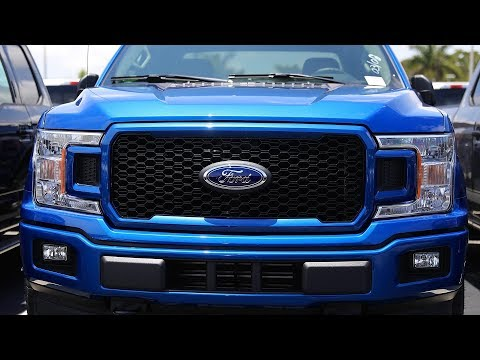 Ford issues massive pickup truck recall due to block heater fire risk