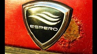 Daewoo Espero 2.0 АКПП (Гниющая телега) дэу эсперо