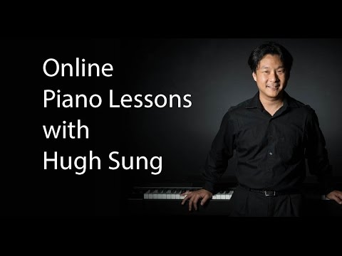 Learn to play your favorite piano songs with Hugh Sung